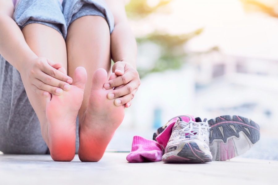 Plantar fasciitis: causes, symptoms and treatments