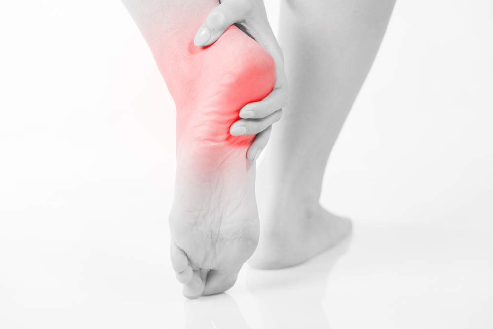 What is a heel spur?