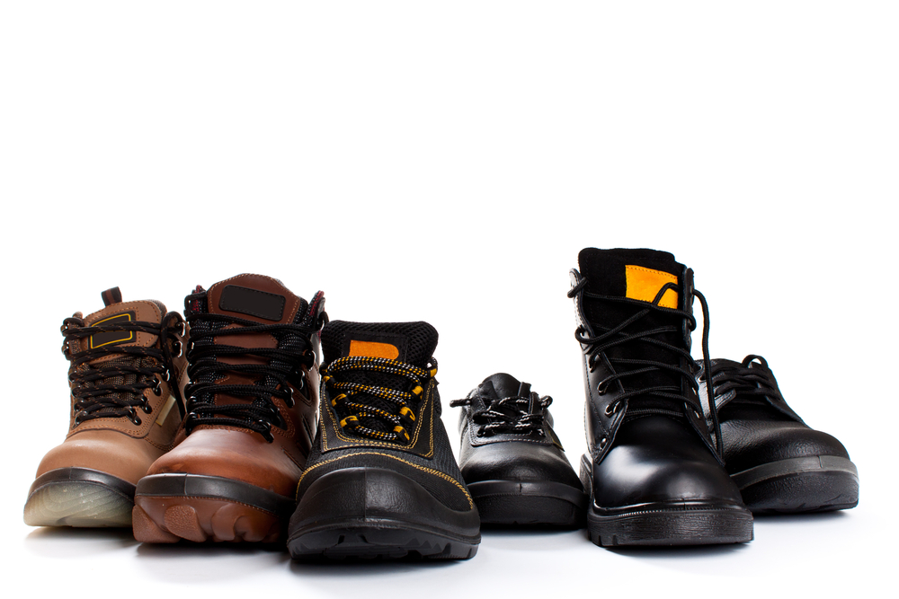 How do you choose a good steel cap shoe?