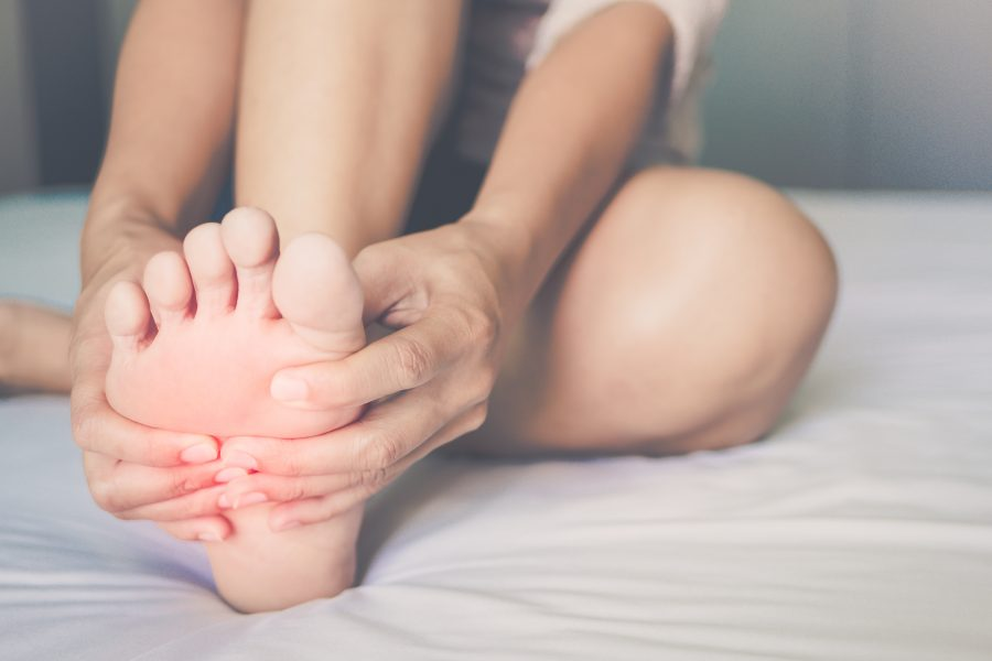 What are the most common forefoot problems?