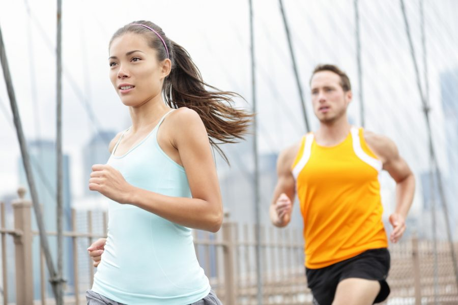 Running injury-free: a few good tips