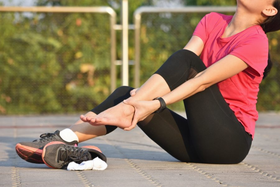 Ankle sprains: 5 ways to avoid them
