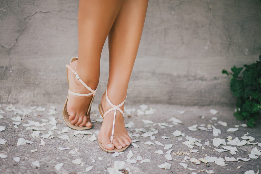 How do I choose my sandals this summer?
