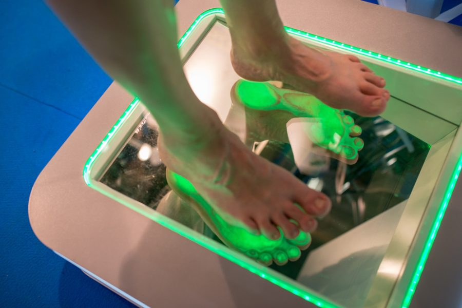 What's the difference between 2D and 3D foot scanning?