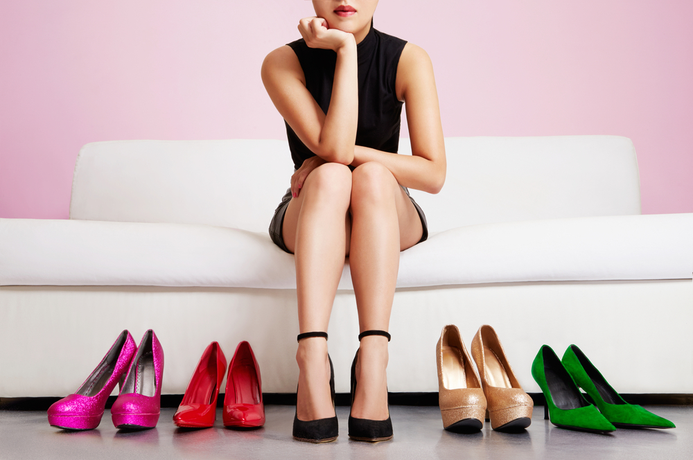 4 long-term effects of wearing high heels.