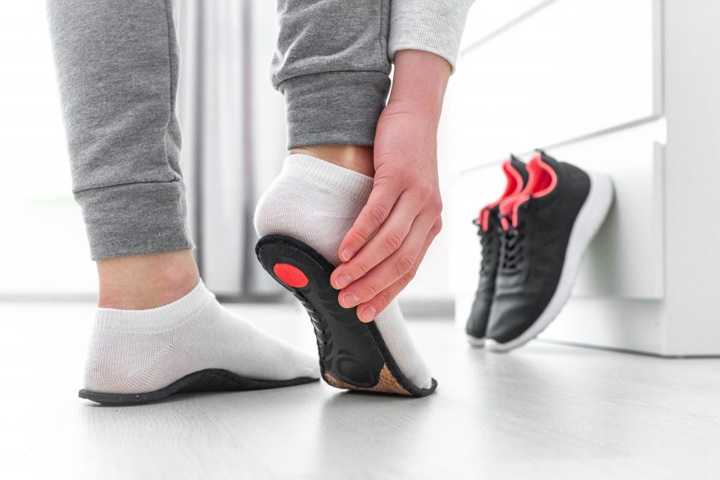 4 benefits of foot orthoses for athletes