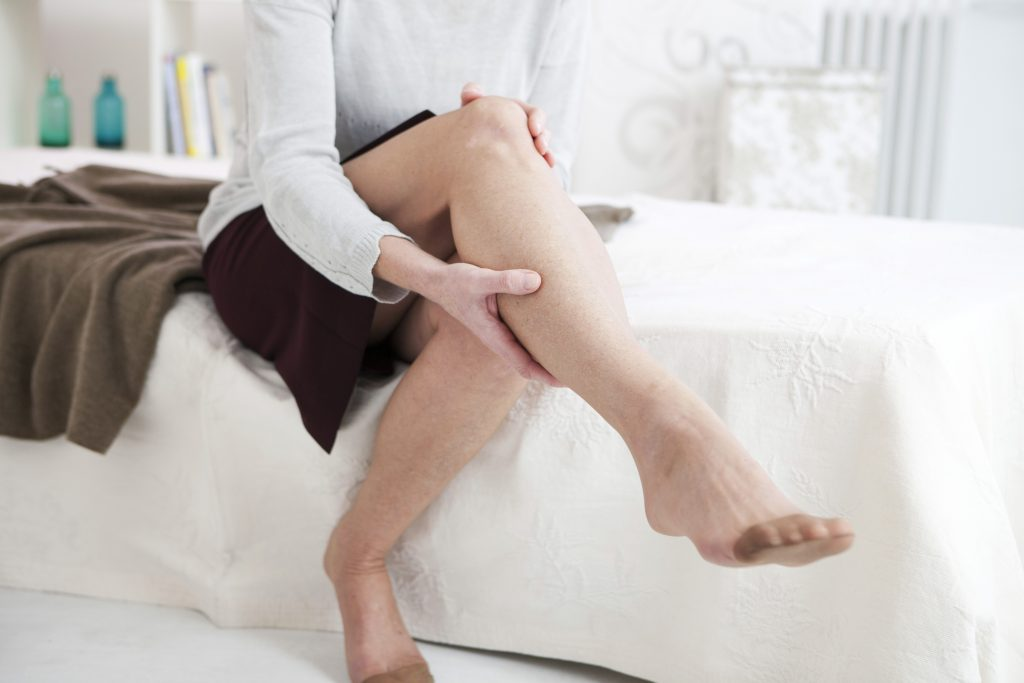 Home treatments for foot and leg pain
