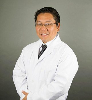 Dr William Lee, podiatre